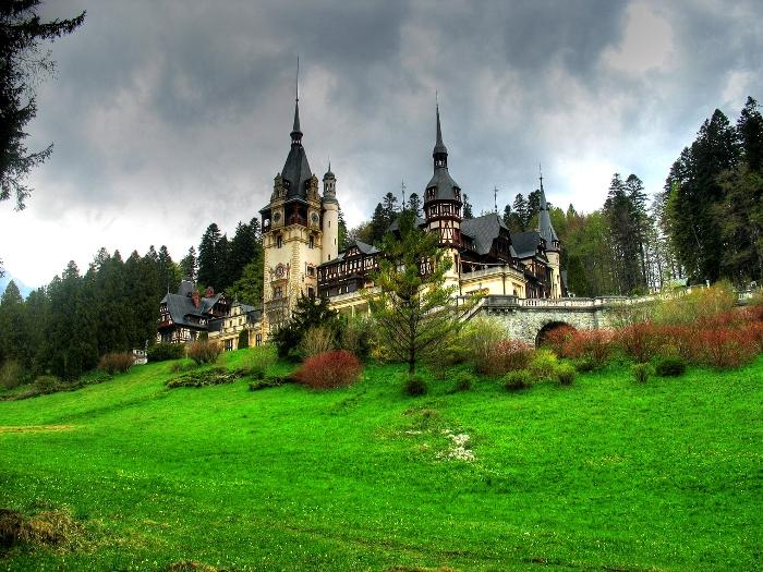 Замок Пелеш, Румунія (3)