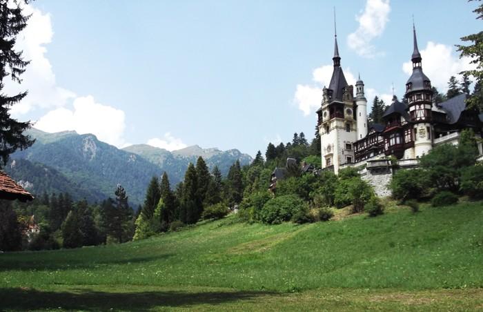 Замок Пелеш, Румунія (2)