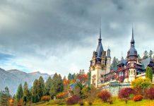 Замок Пелеш, Румунія (1)