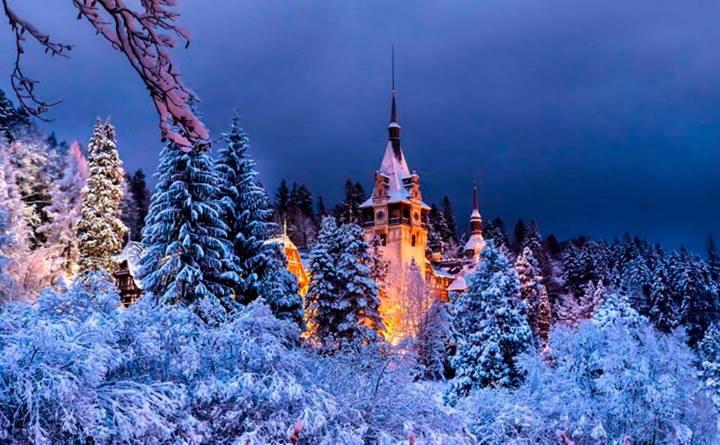 Peles-dvorac-Rumunija