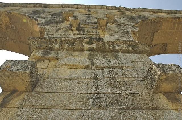 Акведук Пон-дю-Гар, найвищий давньоримський акведук, Франція (11)