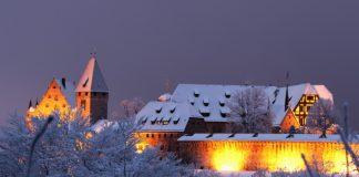 Фортеця Фесте Кобург, одна з найбільших фортець Німеччини (4)