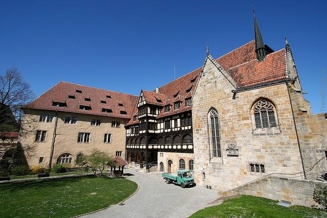 Фортеця Фесте Кобург, одна з найбільших фортець Німеччини (9)