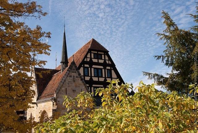 Фортеця Фесте Кобург, одна з найбільших фортець Німеччини (16)
