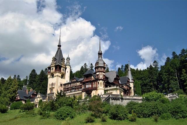Замок Пелеш, Румунія (5)