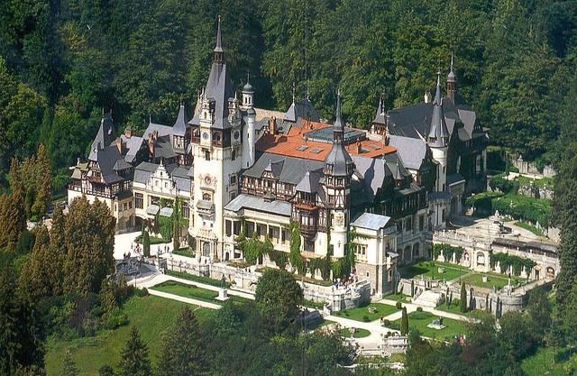 Замок Пелеш, Румунія (6)