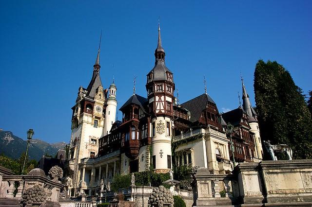 Замок Пелеш, Румунія (7)