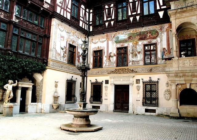 Замок Пелеш, Румунія (8)