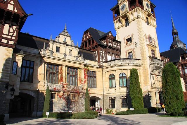 Замок Пелеш, Румунія (9)