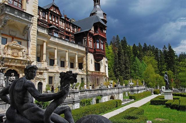 Замок Пелеш, Румунія (15)