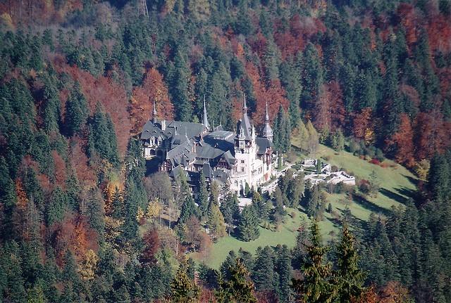 Замок Пелеш, Румунія (17)