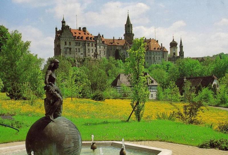 Неповторний замок зігмарінген