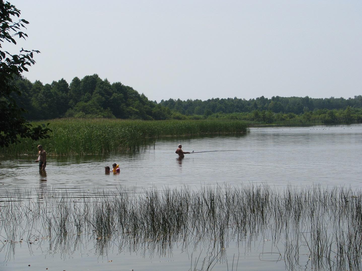 Озеро Соминець