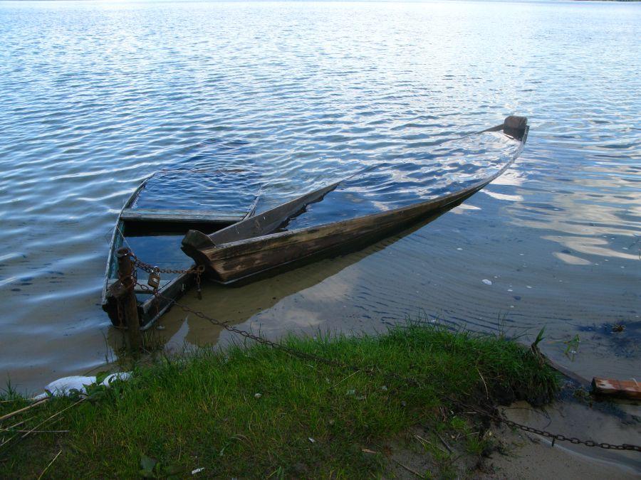 Унікальне озеро Мошне