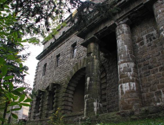 Задні ворота