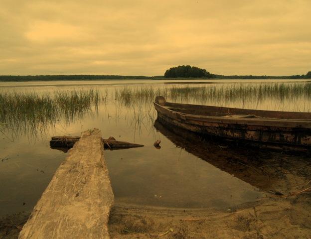 Озеро Кримно