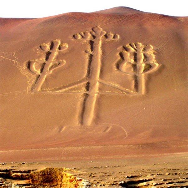 пустеля наска
