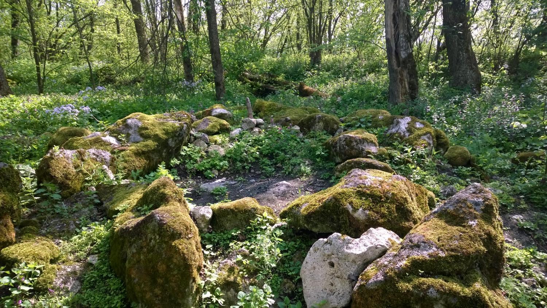 Камені знаменитої гори