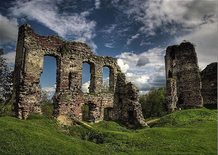 Руїни замку