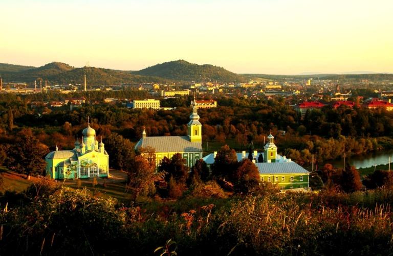 місто Мукачево