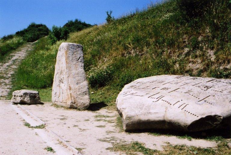 Так звані камені тамплієрів