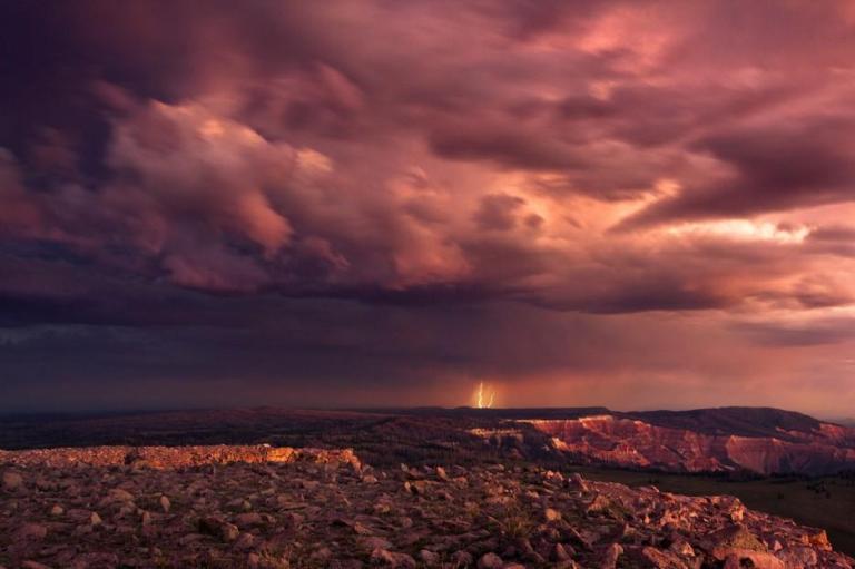 Thunderstorms13 35 прекрасних фото, що демонструють міць і красу стихії