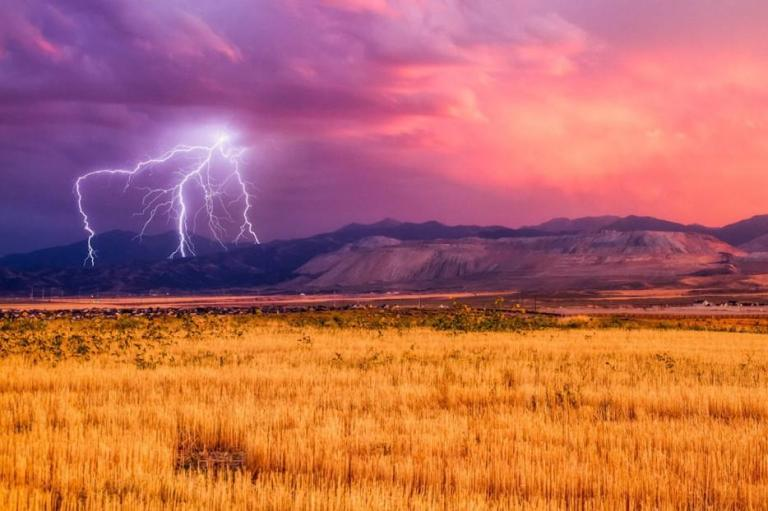 Thunderstorms16 35 прекрасних фото, що демонструють міць і красу стихії