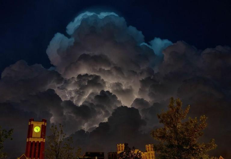 Thunderstorms19 35 прекрасних фото, що демонструють міць і красу стихії