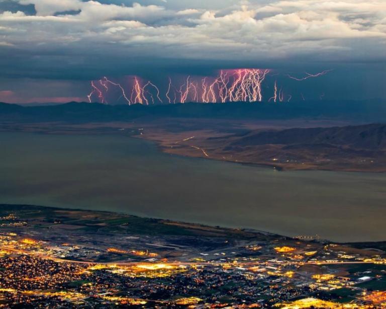 Thunderstorms23 35 прекрасних фото, що демонструють міць і красу стихії