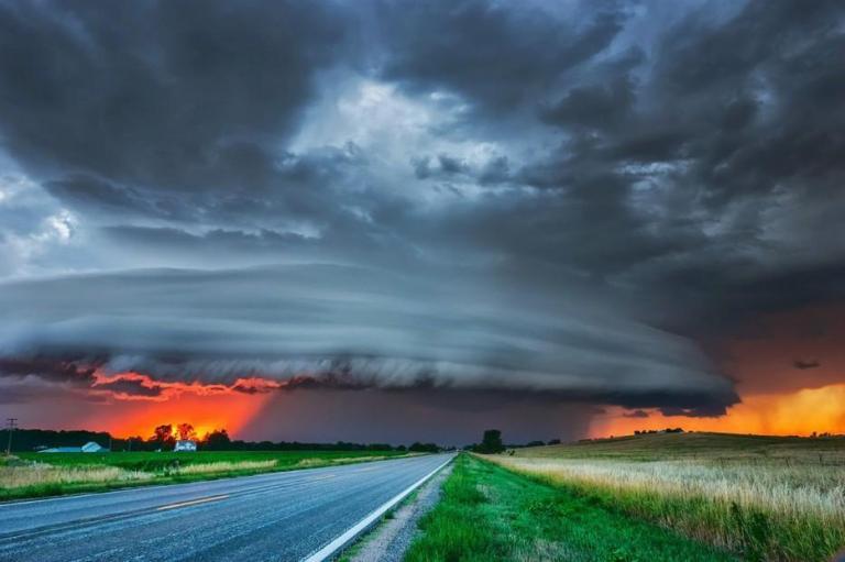 Thunderstorms24 35 прекрасних фото, що демонструють міць і красу стихії