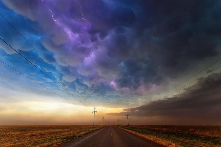 Thunderstorms27 35 прекрасних фото, що демонструють міць і красу стихії