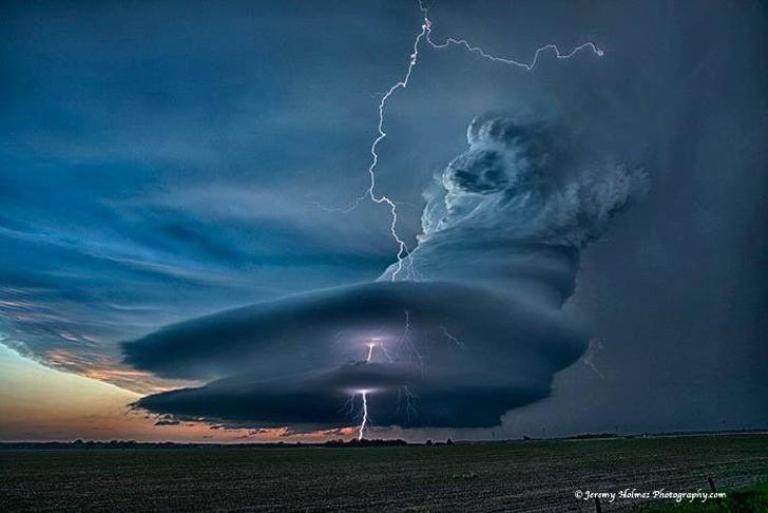 Thunderstorms28 35 прекрасних фото, що демонструють міць і красу стихії
