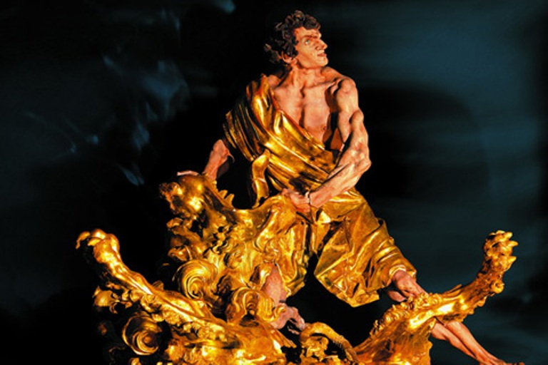 скульптури Пінзеля