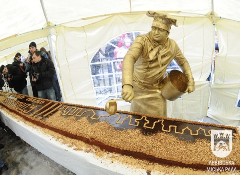 Свято-шоколаду
