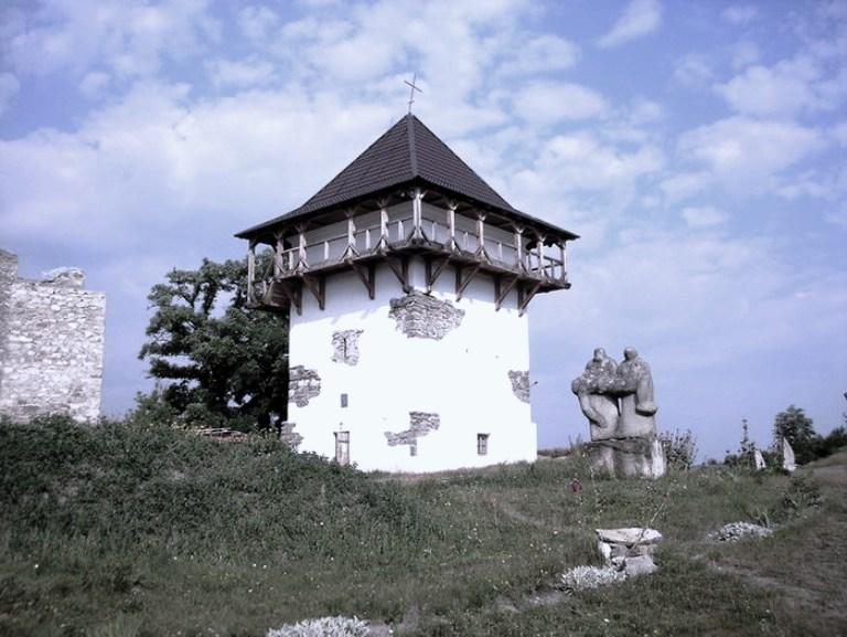 У XVІІ ст. Бушанський замок мав 6 башт. Уціліли не всі