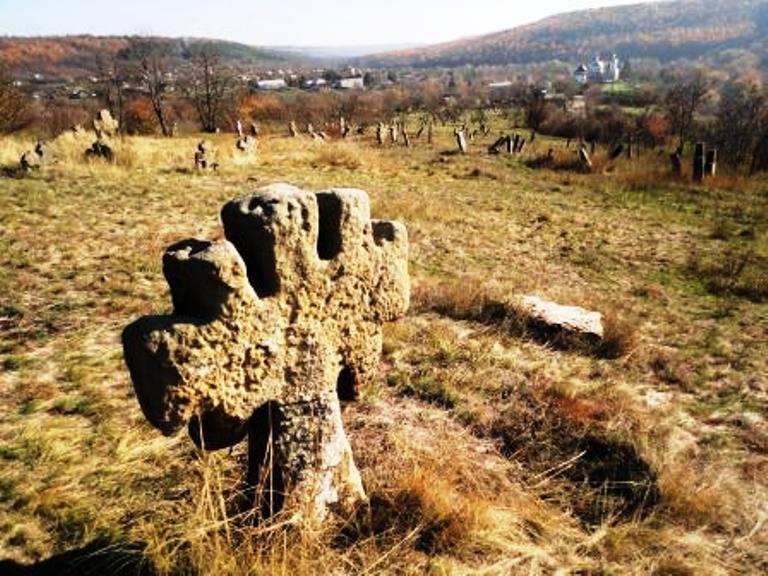 """хрести """"козацького"""" кладовища"""