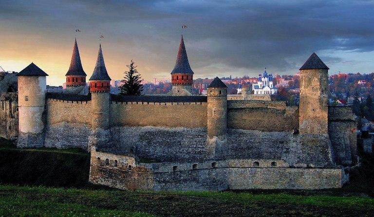 Кам'яниць-Подільський замок