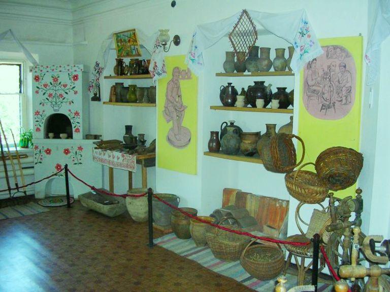 В музеї