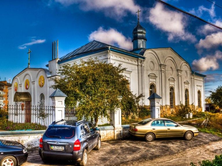 Миколаївська церква.  Фото SergeyUA