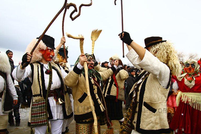 Святкування Маланки на Буковині . Фото Ірина Пустиннікова