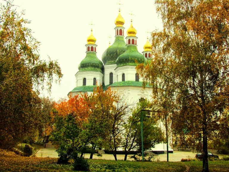 Свято-Миколаївський кафедральний собор. Фото Катрич Людмили