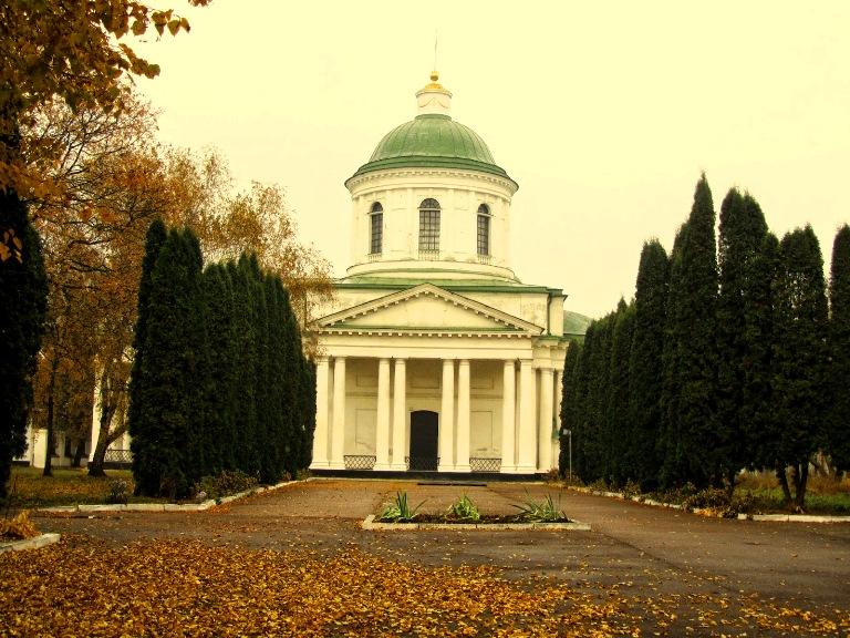 Храм Свіх святих. Фото Катрич Людмили