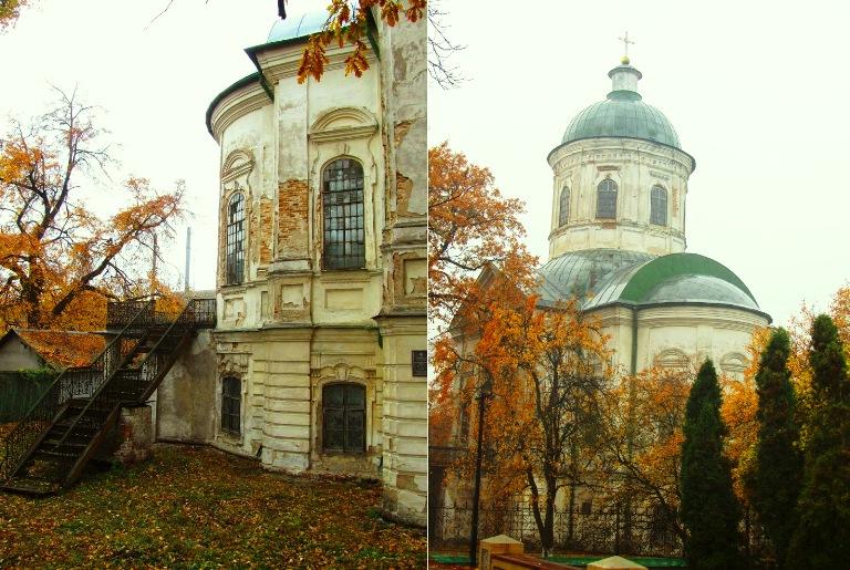 Церква Івана Богуслова. Фото Катрич Людмили