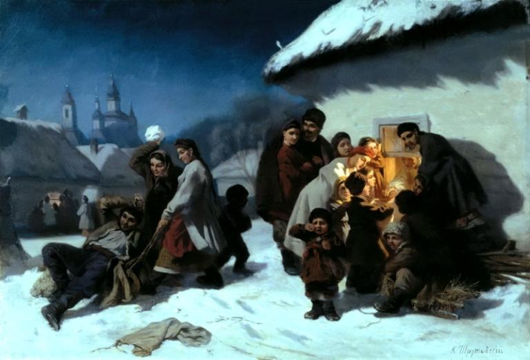 картина К. Трутовського