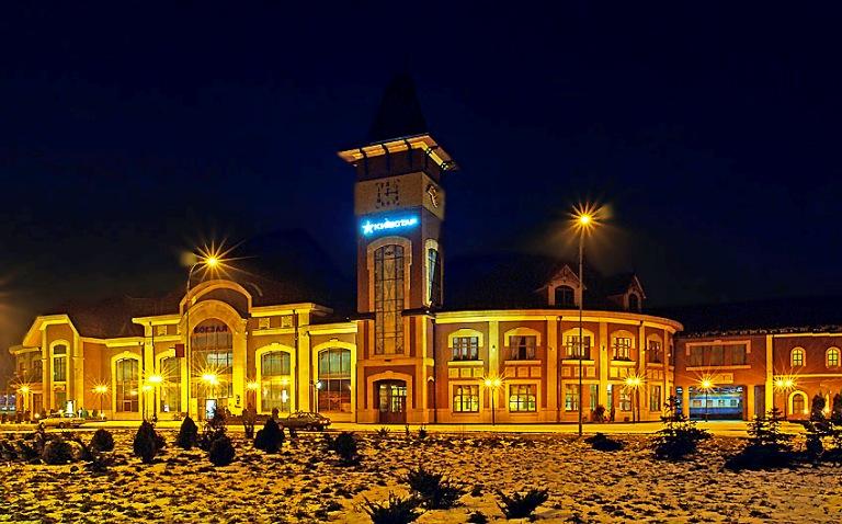 святковий Ужгород. фото Володимир Войнарович