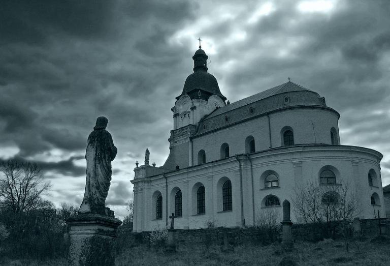 Троїцький костел фото: Сергій криниця