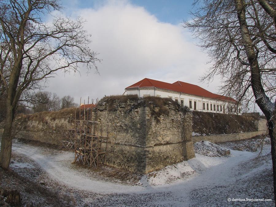 Збаразький замок – фамільна резиденція князів Вишневецьких