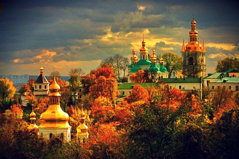 Дивовижна українська осінь 25