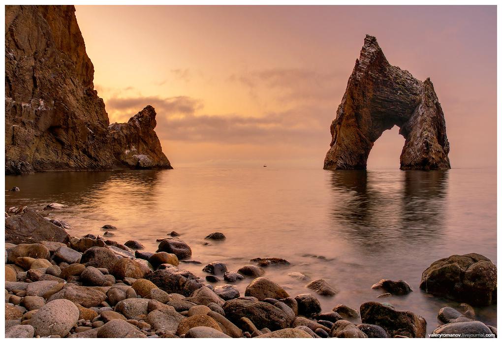золоті ворота, Крим, карадаг