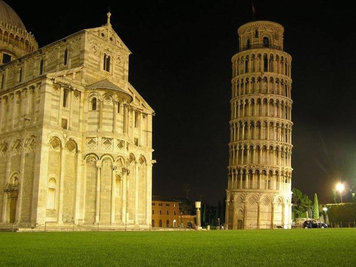 15103 Відомі світові пам'ятки вночі